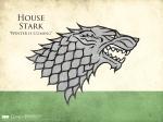 Casa Stark - Winter is Coming