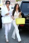 Kris Janner & Kim Kardashian