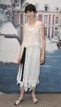 A modelo Stella Tennant de Chanel Haute Couture